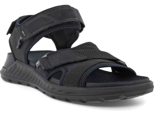 ECCO Exowrap 3S Sandals Men, black/black